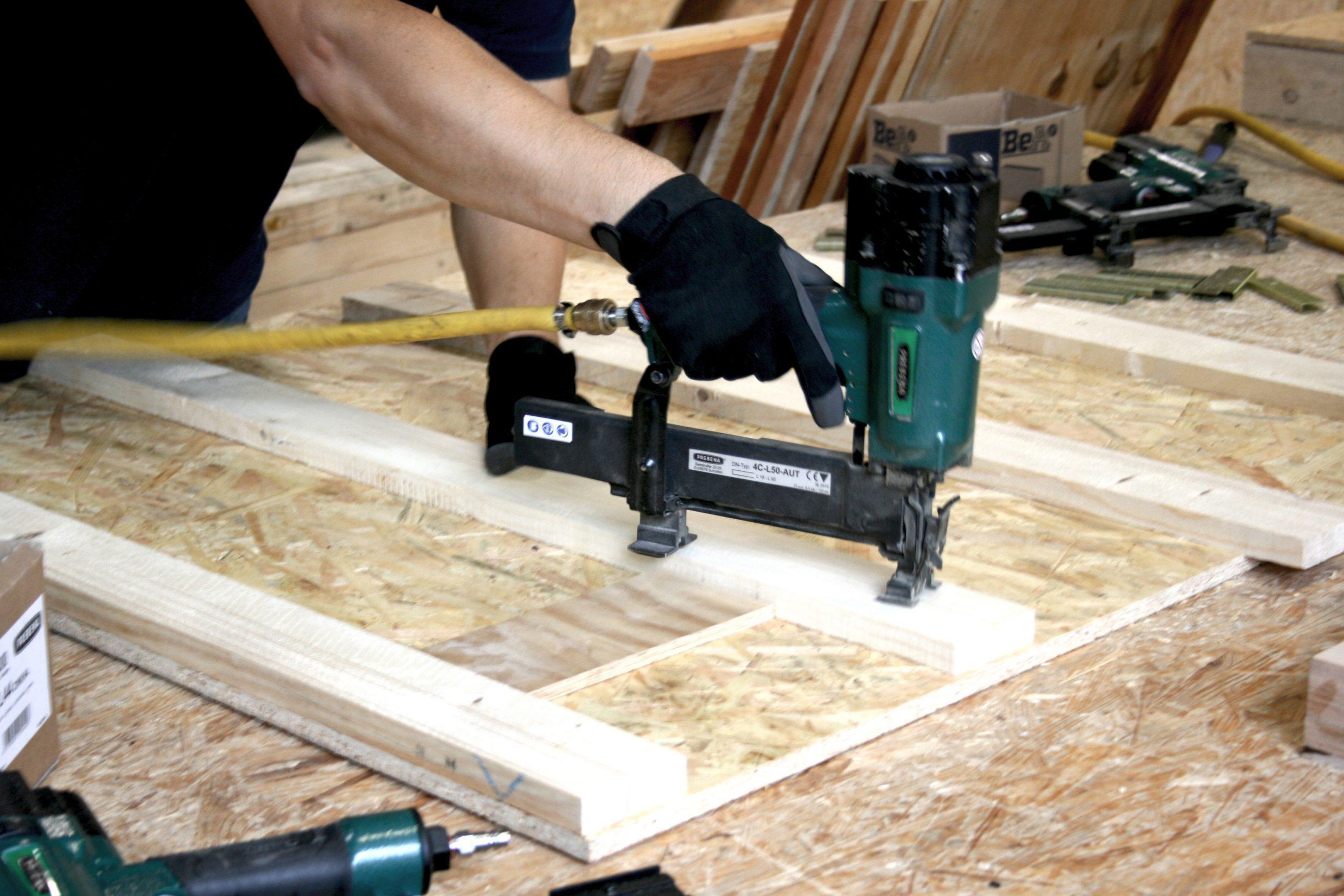 Modular timber frame construction